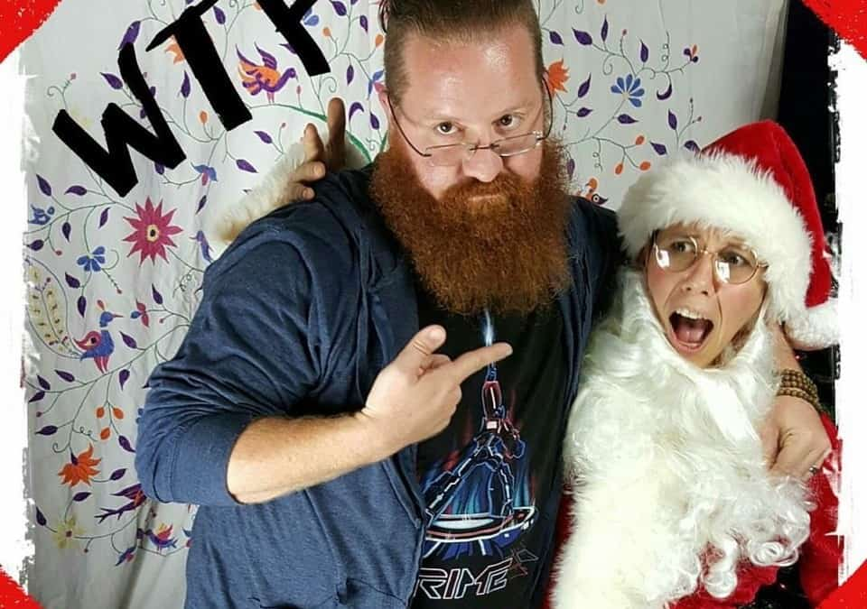 Thank You plus Supah Funny Santa Pics